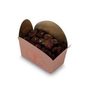 Ballotin chocolat 250g