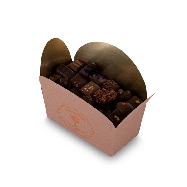 Ballotin chocolat 375g