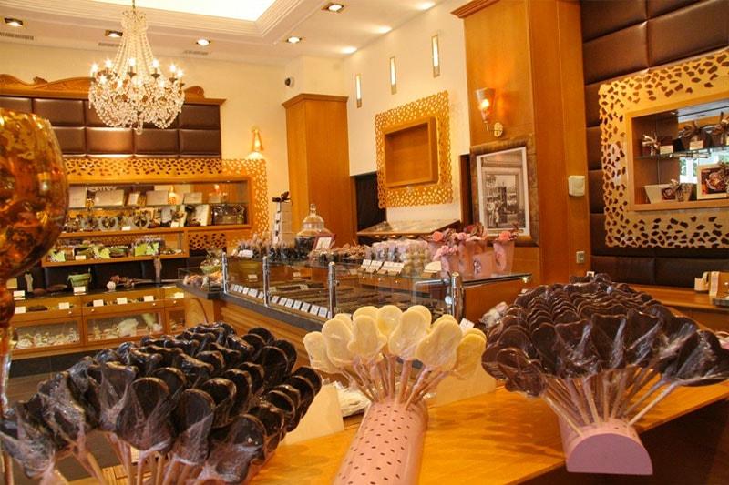 chocolats la couronne
