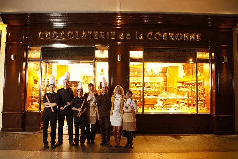 chocolats de la couronne pau